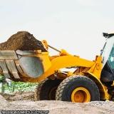 contratar serviço de escavação com miniescavadeira Torres de São José