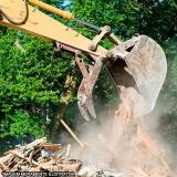 demolição industrial Bairro da Mina