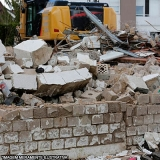 demolições mecanizadas Jardim Dupre