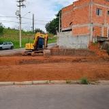 empresa de terraplanagens Residencial Cravos