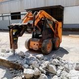 empresa que faz demolição e terraplanagem Residencial São José