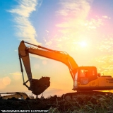 terraplenagem e escavação