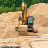 serviço de escavação com miniescavadeira Jardim Fepasa