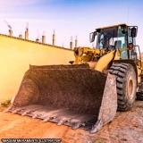 serviço de furação de brocas mini escavadeira Vila Militar