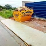 serviço de remoção de entulho Parque São Luiz