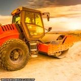terraplanagem de industrias Fazenda Grande