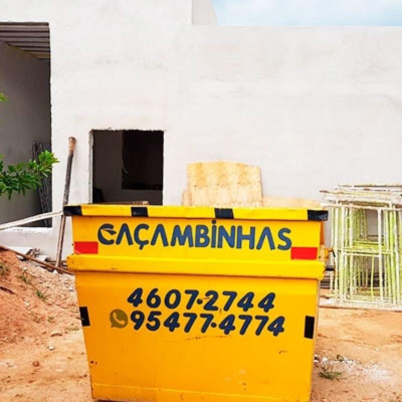 Contratar Serviço de Retirada de Entulho Jardim Bandeiras - Remoção Entulho