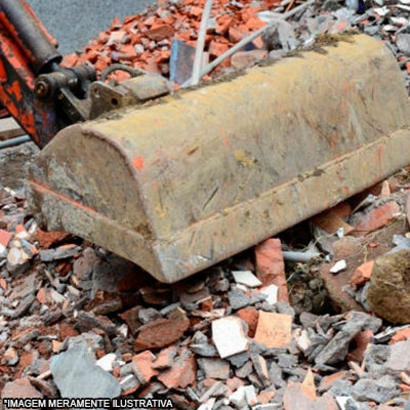 Demolição de Casa Contratar Vila Marlene - Demolição de Concreto com Rompedor Hidráulico