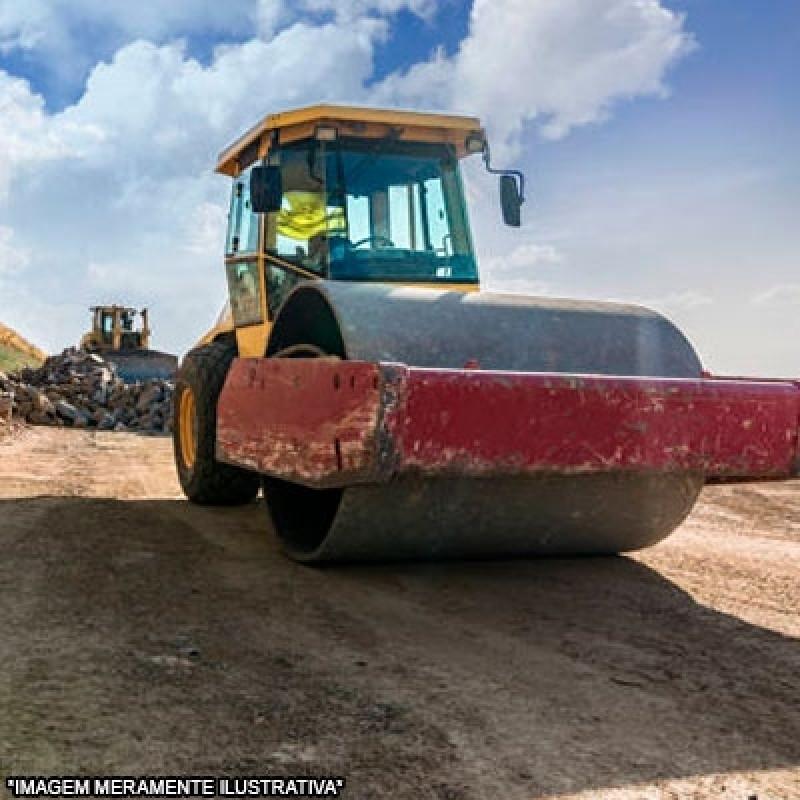 Onde Faz Terraplanagem Construção Civil Vila Hortolândia - Terraplanagem Mini Carregadeira