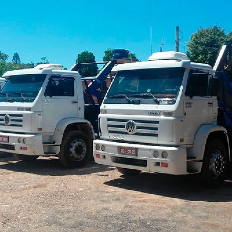 Serviço de Caminhão Caçamba Minas de Inhandjara - Caçamba para Entulho