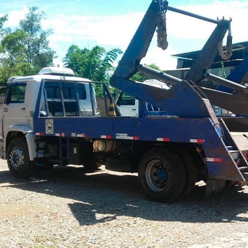 Serviço de Locação de Caminhão Caçamba Chácara Japi - Locação de Caçamba para Retirar Entulho