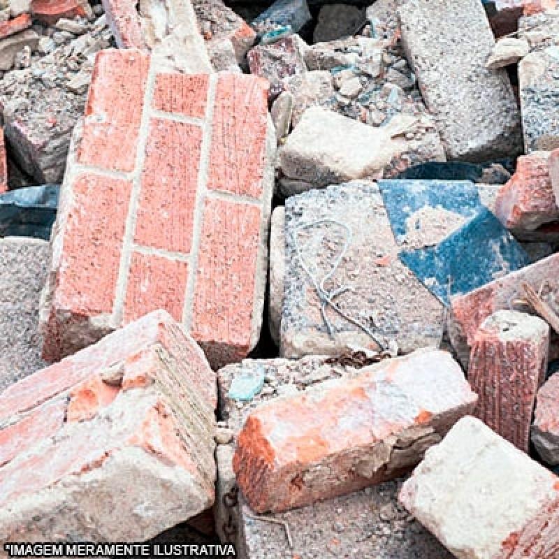 Serviço de Recolhe Entulho São Roque das Chaves - Pequena Retirada Entulho