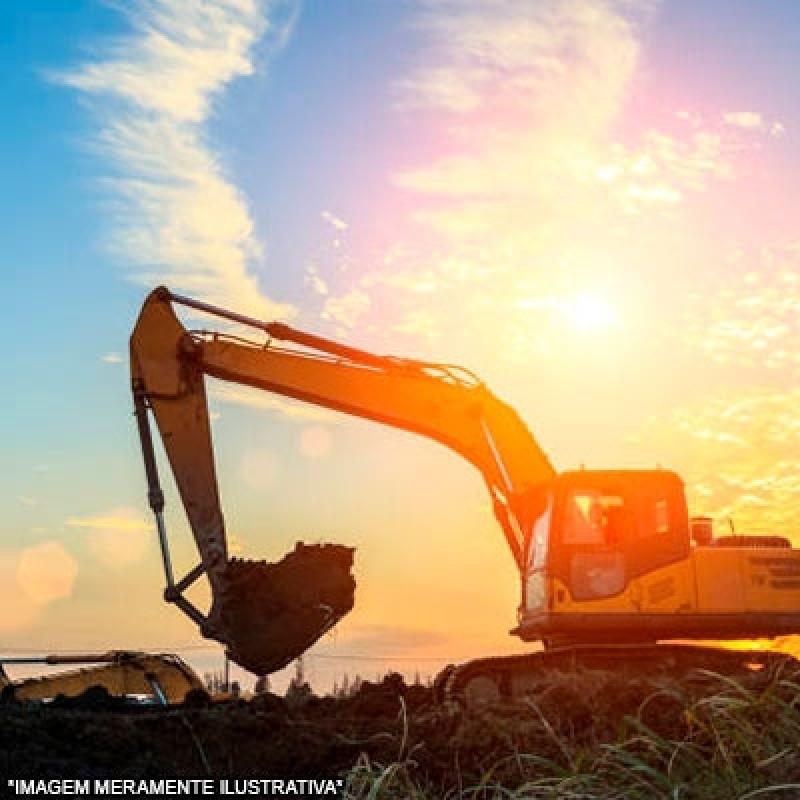 Terraplenagem e Escavação Contratar Serviço Bairro Horto da Mina - Escavação de Piscina