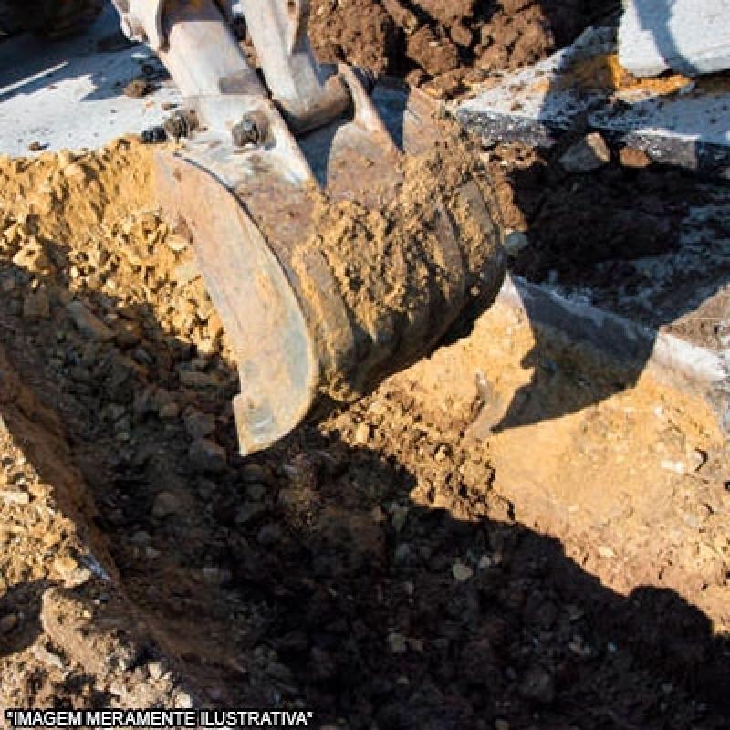 Terraplenagem e Escavação Santa Isabel - Escavação e Terraplanagem