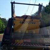 contratar serviço de coleta de caçamba Ponte de Campinas
