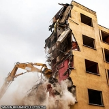 demolição industrial contratar São Domingos