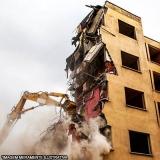 demolição industrial contratar Jardim Eldorado