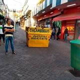 locação caçamba contratar Jardim Santa Eliza