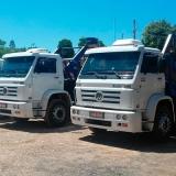 quanto custa locação de caminhão caçamba Vale Azul