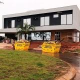 serviço de coletar entulho de casa Jardim Tarumã